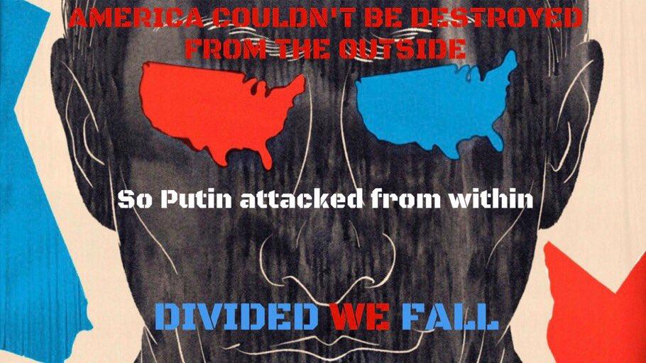 #DividedStates