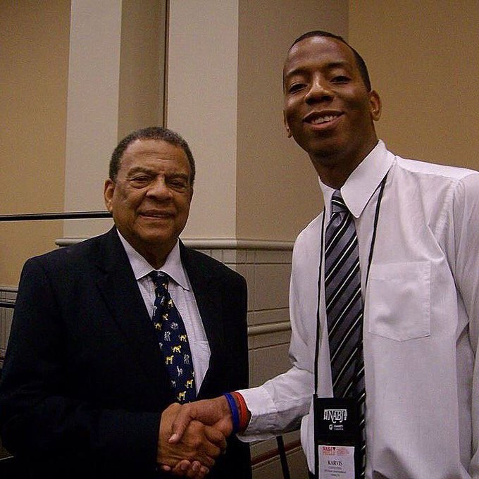 Happy Birthday Ambassador Andrew Young. One of my favorite American heroes ever!