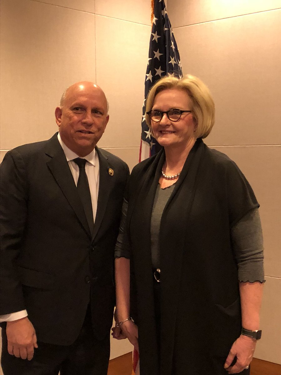test Twitter Media - With Senator Claire McCaskill, D- MO, a moderate with a strong mental health focus.  Moving healthcare to higher ground. https://t.co/TVJVyCDy72