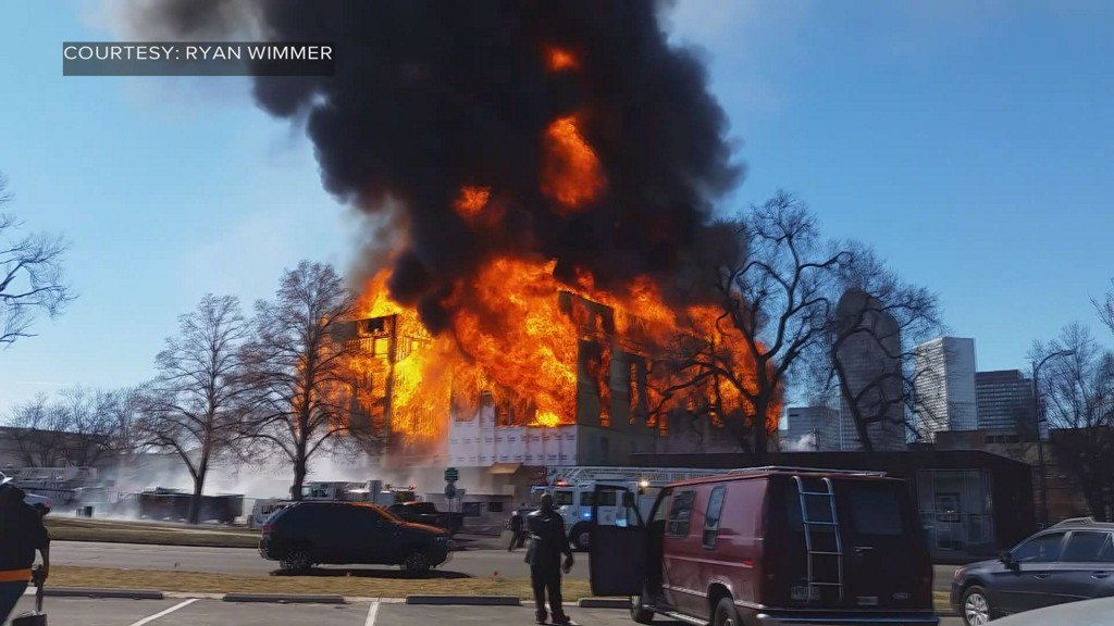 Vigil planned for victims in deadly Denver construction fire