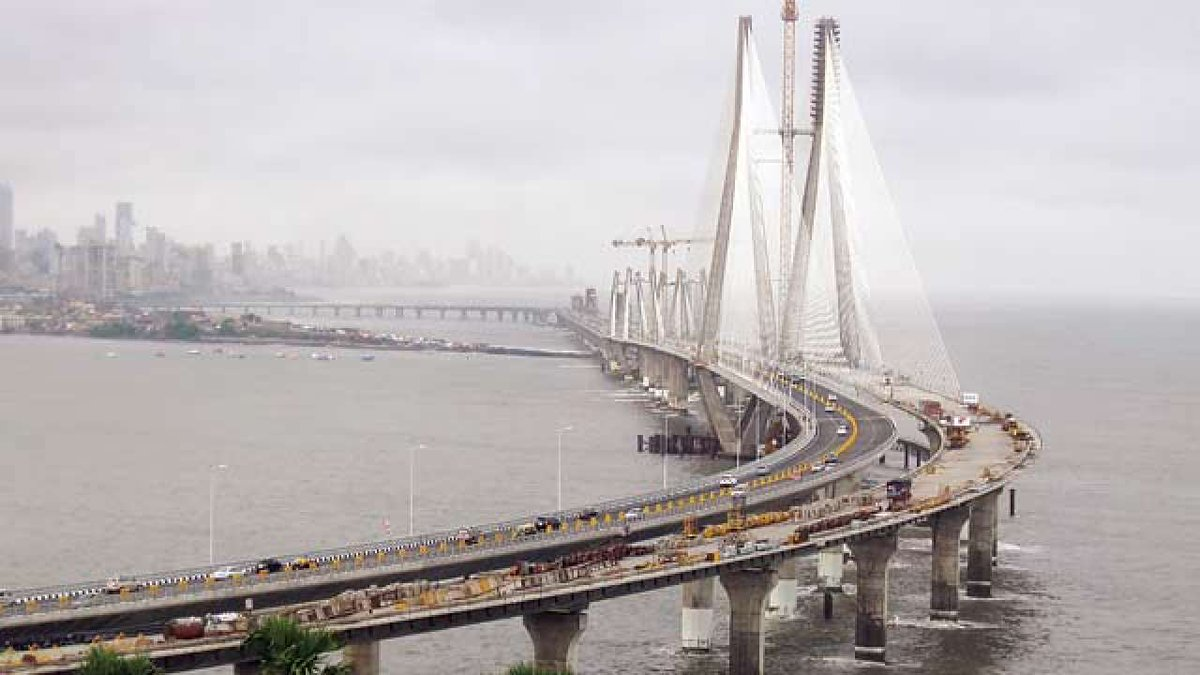 Chinese firm pulls out from Bandra-Versova Sea Link bid