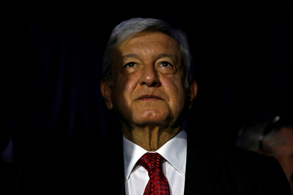Mexico front-runner must respect oil, airport contracts: business lobby
