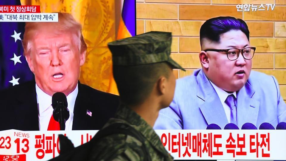 Trump-Kim Jong un meeting only if North Korea fulfils promises: White House