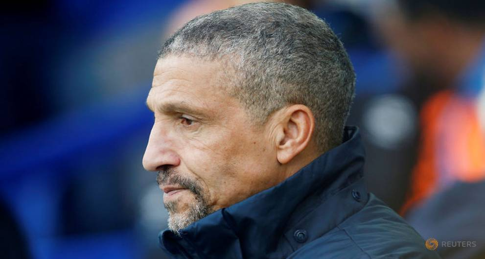 Hughton to field strongest Brighton team at Man United in FA Cup