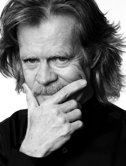 Happy birthday William H. Macy (Miami; March 13, 1950).
