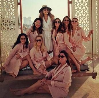 Entire hen party killed in plane crash as they returned from Dubai