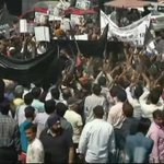Traders protest against sealing drive in Delhi, down shutters in various markets