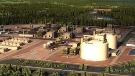 There's still hope for liquefied natural gas on the West Coast