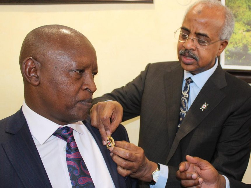 No pressure will make me pick deputy, Nyeri county boss says