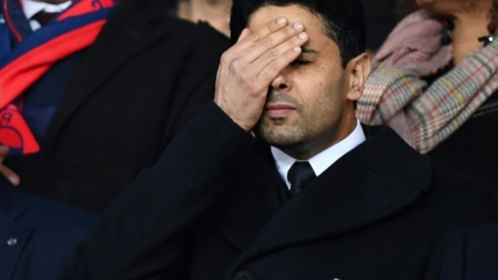 Egyptian court fines PSG president for BeIN anti-trust breach