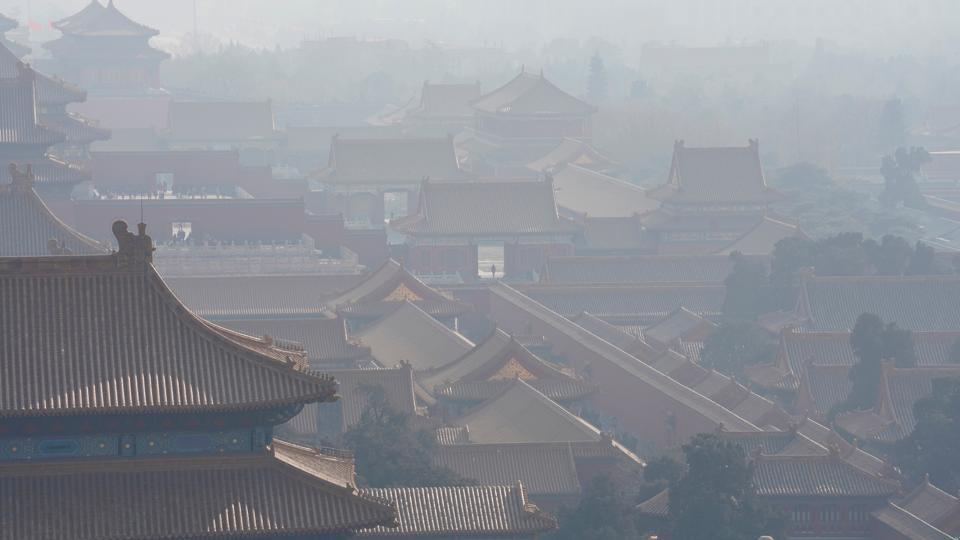 China 'winning' war on smog, reduction of air pollution levels 'remarkable': Study