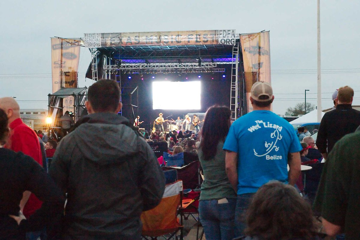 Success of Friendswood music fest encourages organizers