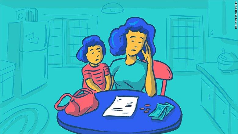 Moms still earn less than childless women -- and the gap isn't closing https://t.co/SsYZSqljR5 https://t.co/nDpbrt75Pk