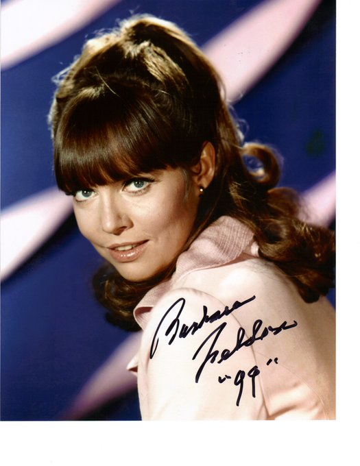 Happy birthday to an amazing woman who defies math. She was 99 in 1967 and today Barbara Feldon turns 85.