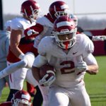 What to know from Arkansas' spring practice on Monday