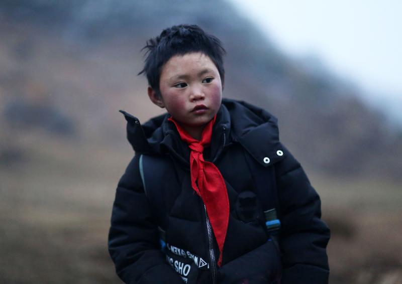 China's 'frost boy' returns to original school after one week at private boarding school