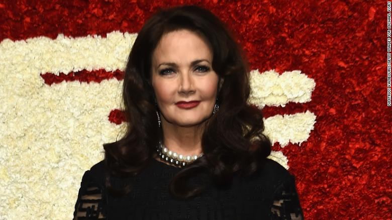 Actress Lynda Carter recounts alleged harassment on 'Wonder Woman' TV show set https://t.co/7UIcBiXeZ6 https://t.co/l6QHsGwQtQ