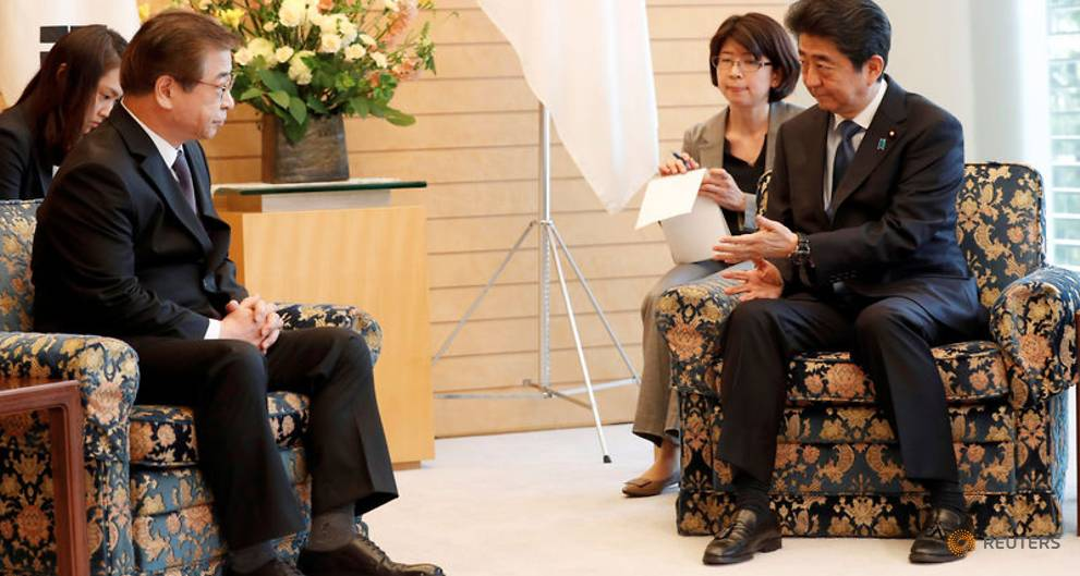 Japan PM wants to see resolution to abduction issue from talks with North Korea