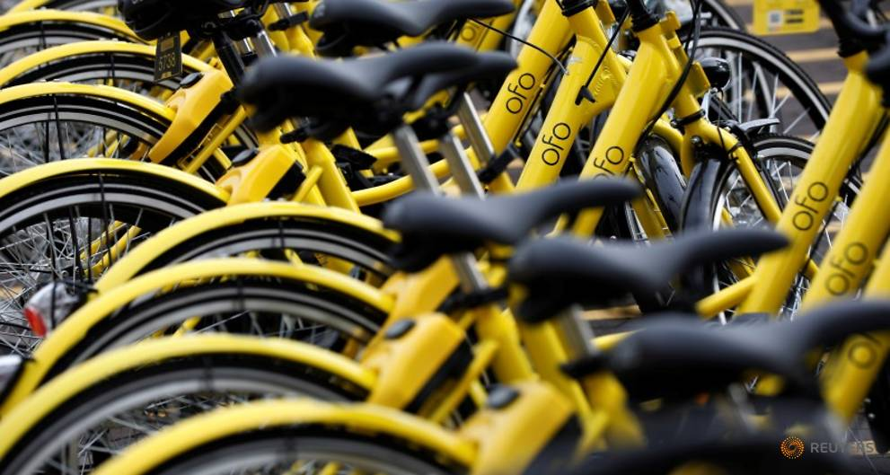 Chinese bike-sharing firm Ofo raises US$866m led by Alibaba