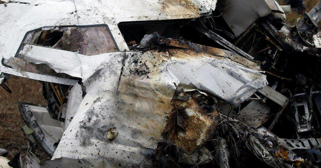 Plane crash that killed dozens followed apparent landing instructions confusion