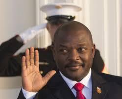 "Burundi's president Pierre Nkurunziza has been named ""eternal supreme guide"""