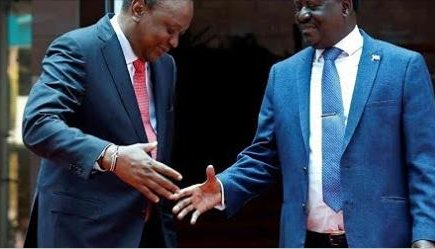 DETAILS: The Harambee House Deal document! What you need to know about Raila's position