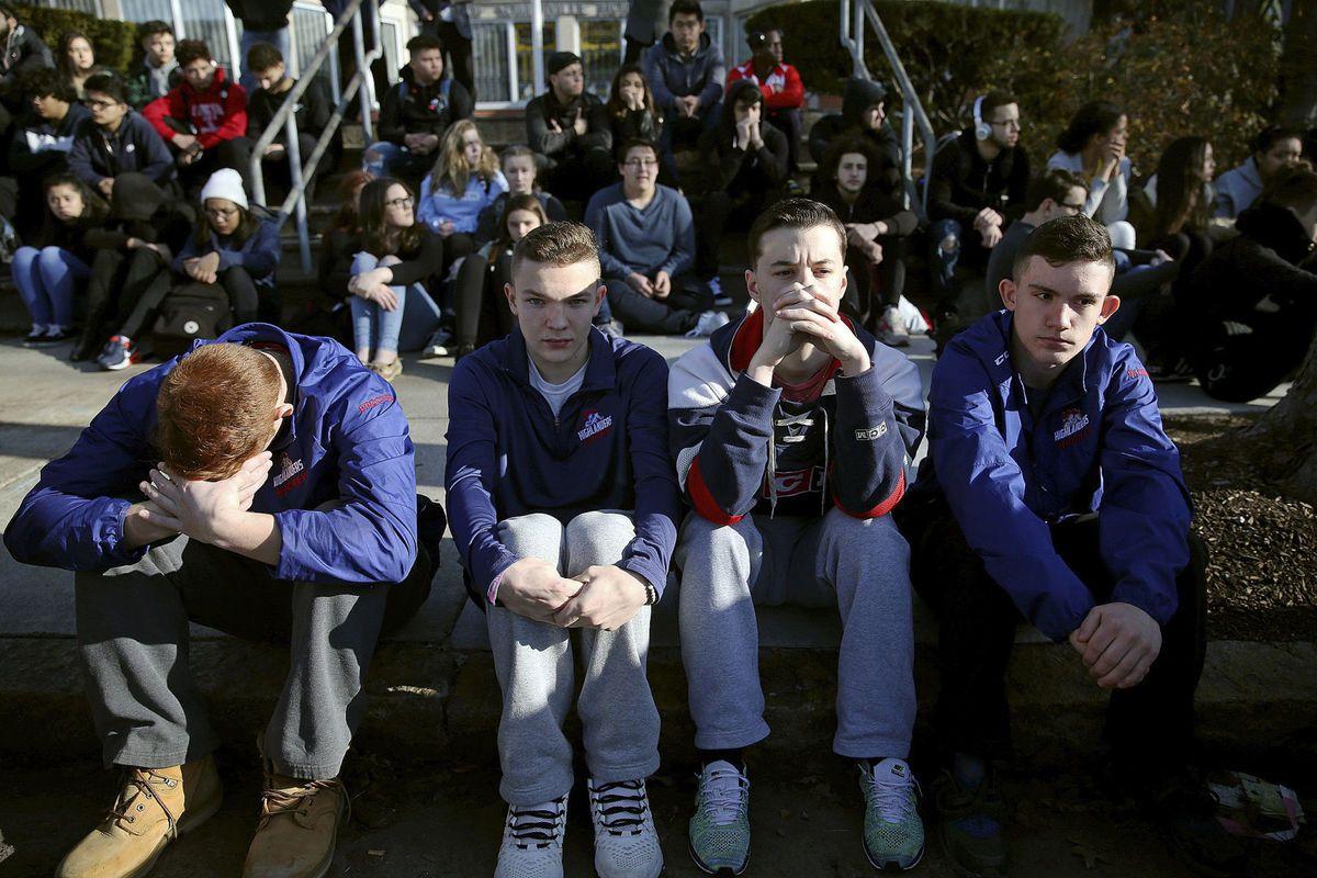 Schools brace for massive student walkouts over gun violence