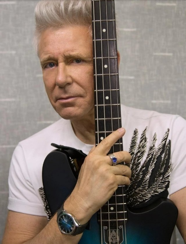 Happy 58th birthday, Adam Clayton