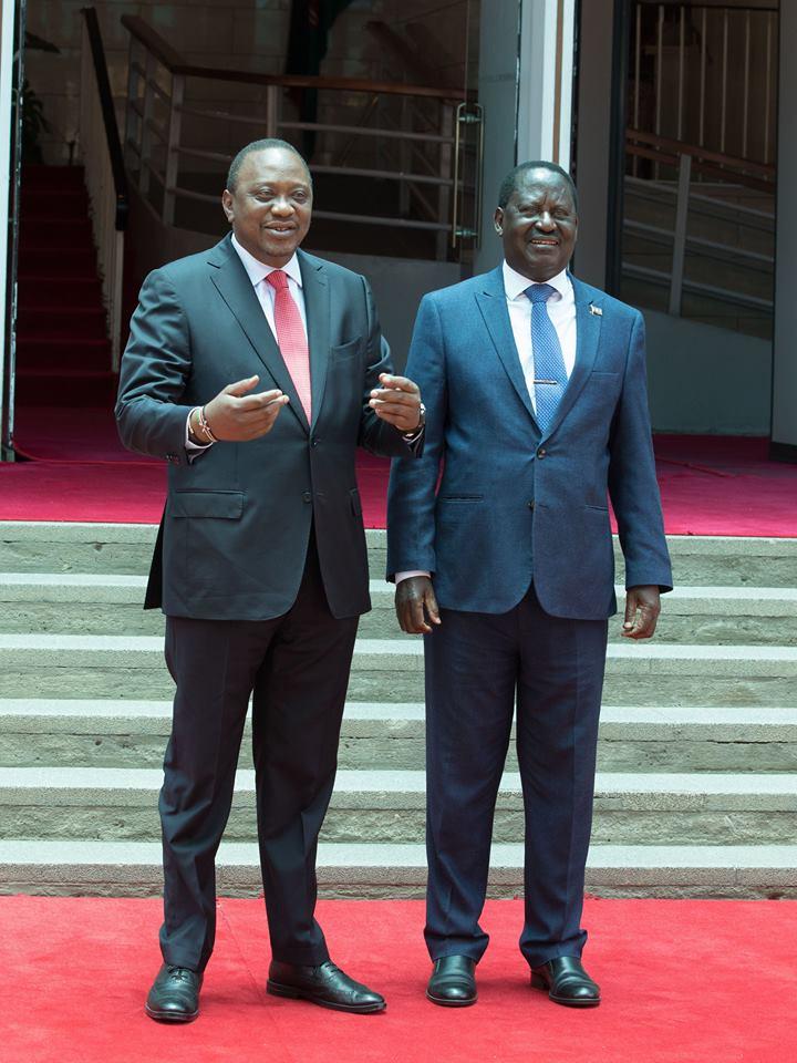 United Nations welcomes Uhuru-Raila deal