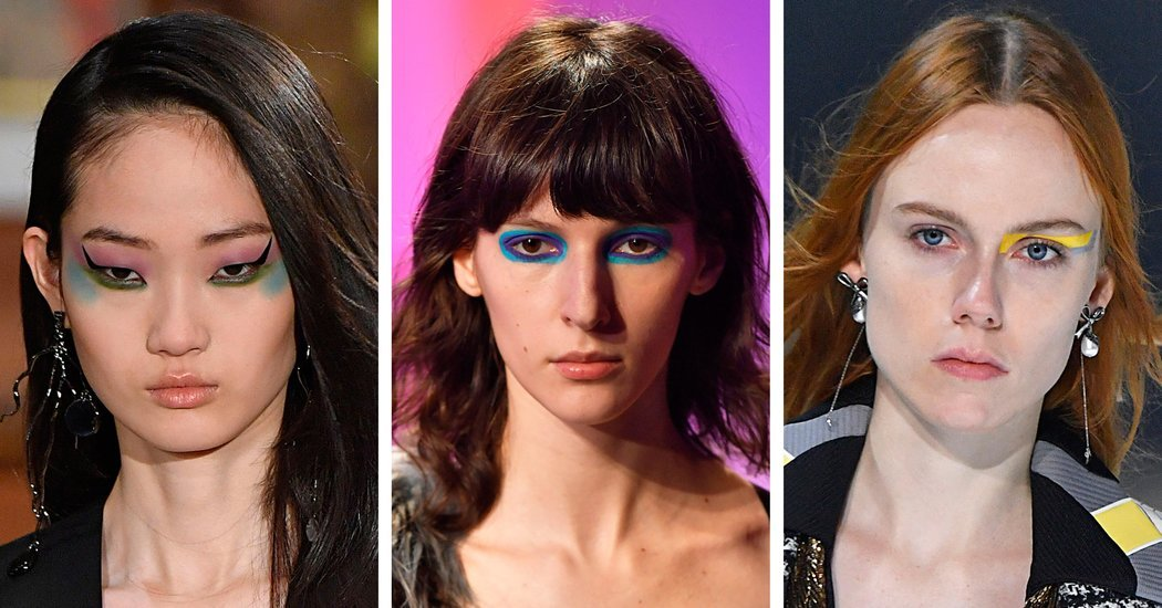 The Eight Biggest Beauty Trends from Fashion Month