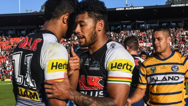 Waqa Blake looming as NSW bolter after surprise first round performance for Panthers