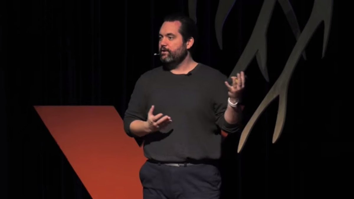 Moving Beyond Data Visualization | Frank Evans | TEDxOU