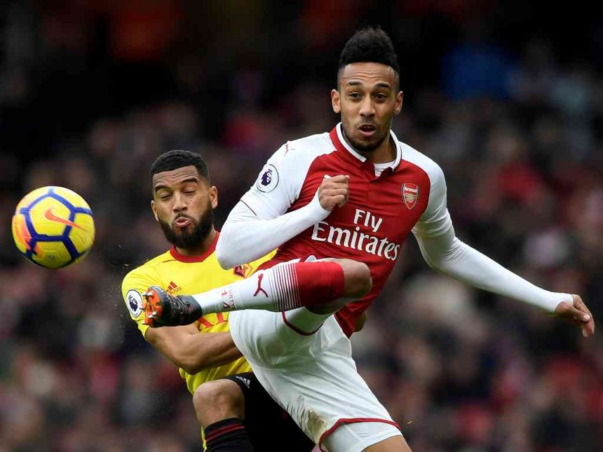 Forced Europa League absence frustrates Arsenal striker Aubameyang
