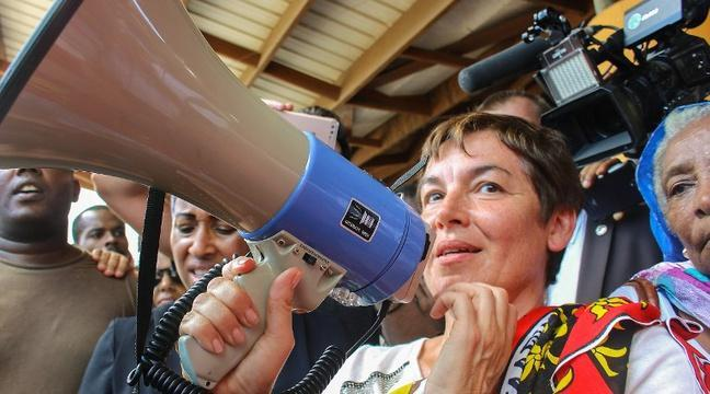 Mayotte: Annick Girardin annonce des mesures pour renforcer la sécurité