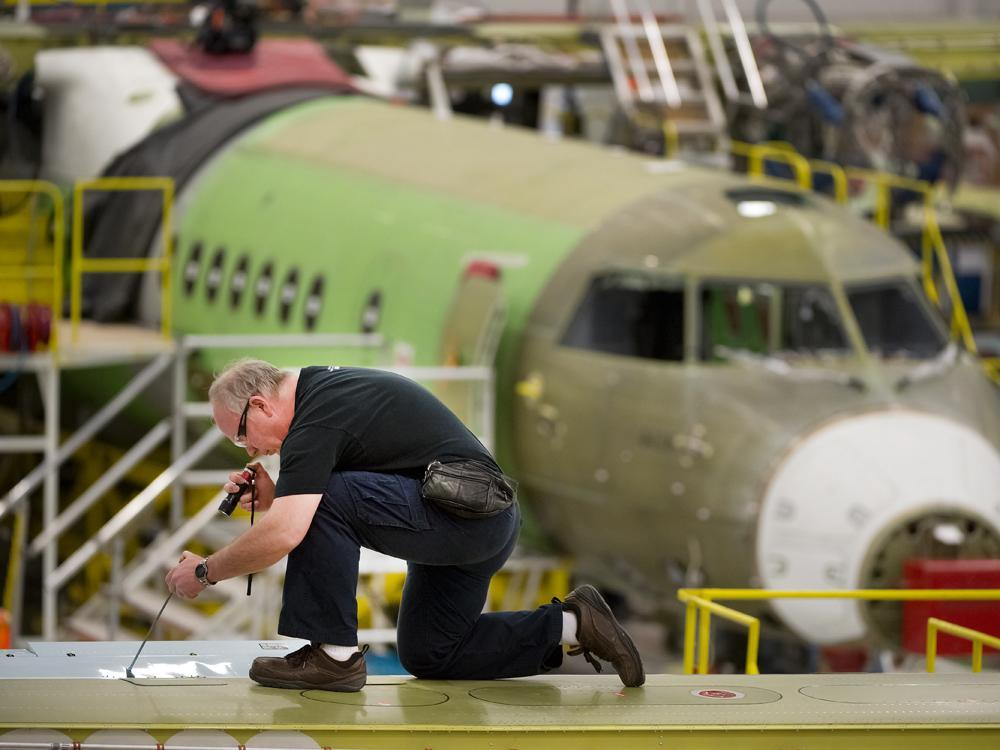 'We don't want to move': Bombardier union seeks to thwart sale of Toronto jet facility