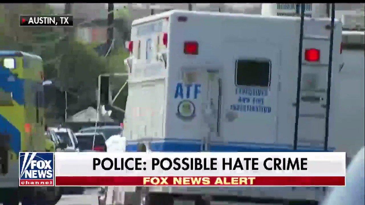 Austin package explosions leave teen dead, women hurt after three blasts in 2 weeks https://t.co/Rx02M21ISA https://t.co/gpnDSMRzZe