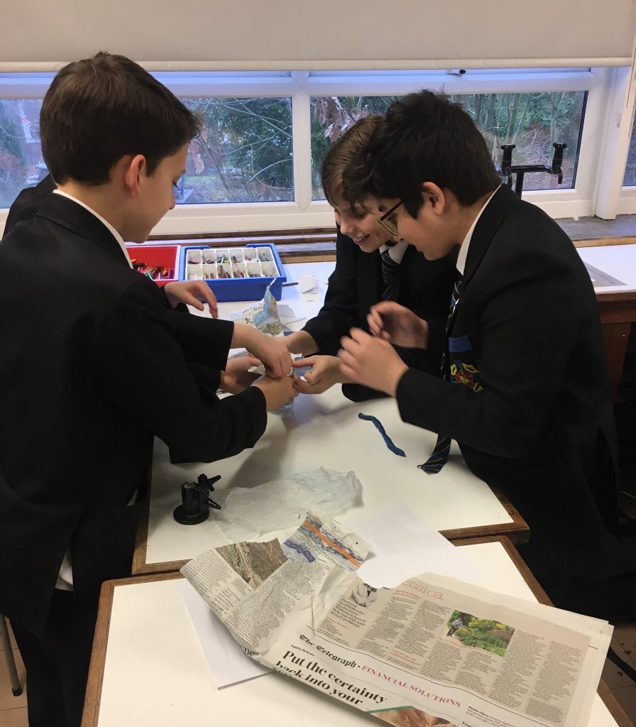 test Twitter Media - Year 8 having an EGGcelent time making their egg parachutes as part of our Science week challenge in lesson this morning #teamwork #BSW18 #scrambled https://t.co/z3f6lpi8VM
