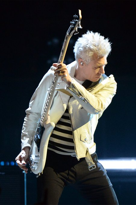 Happy Birthday 2 U, Adam Clayton!! Magnificent...