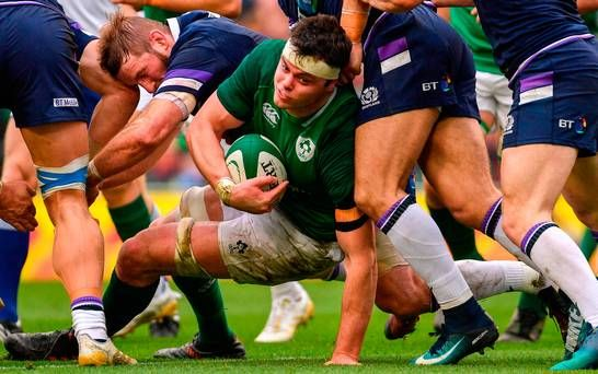 Fans warned as tickets for Grand Slam tilt offered online for up to €5,000