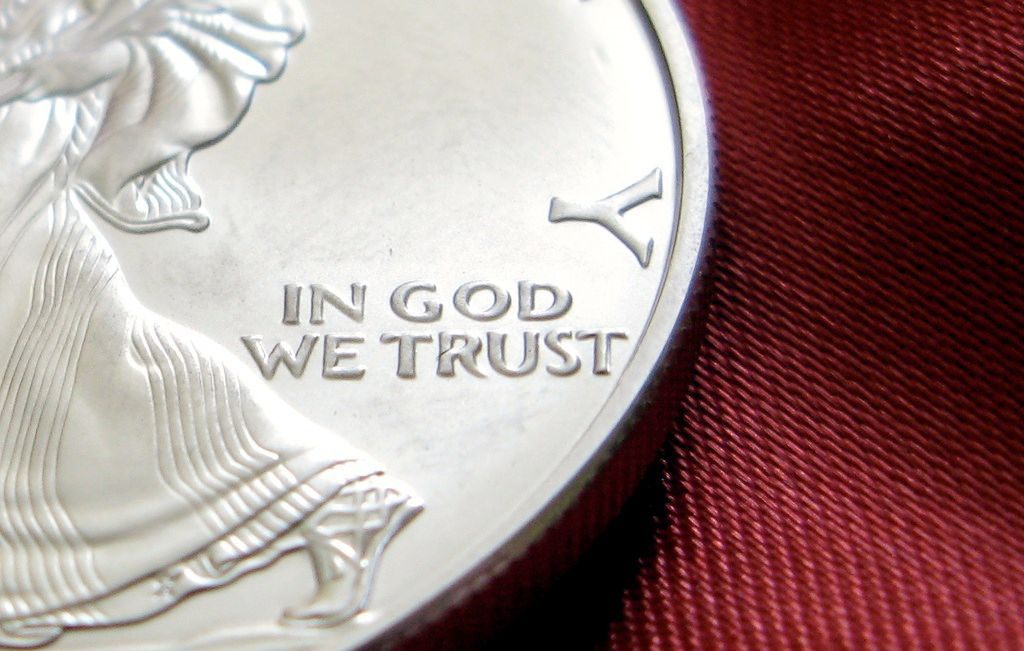 New AR law requires schools to hang 'In God We Trust' posters - | WBTV Charlotte