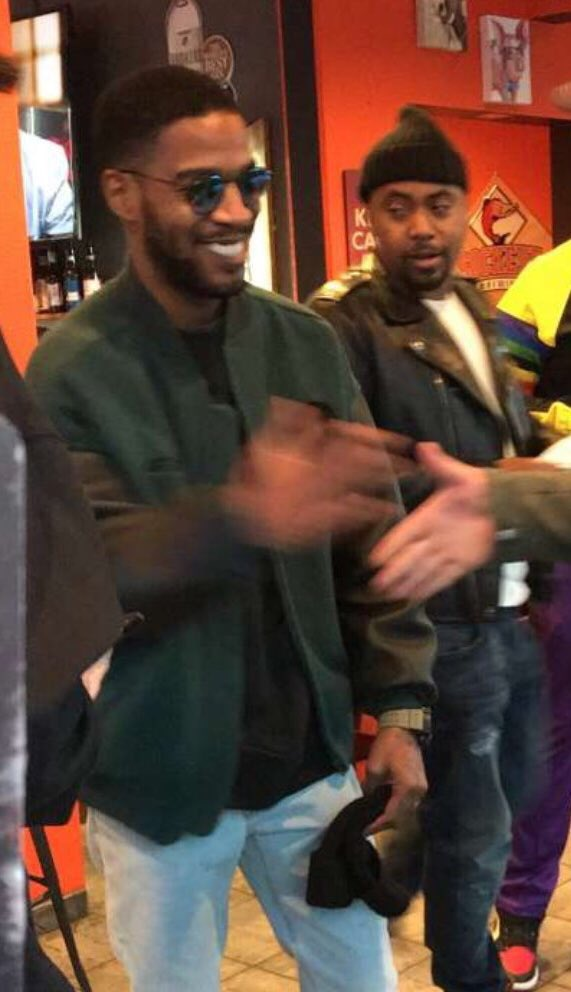 Kanye has been spotted in Wyoming as have @KidCudi, @Nas, @trvisXX, and @pierrebourne. ��https://t.co/HlSxPN6tDO https://t.co/5oMniwgTNb