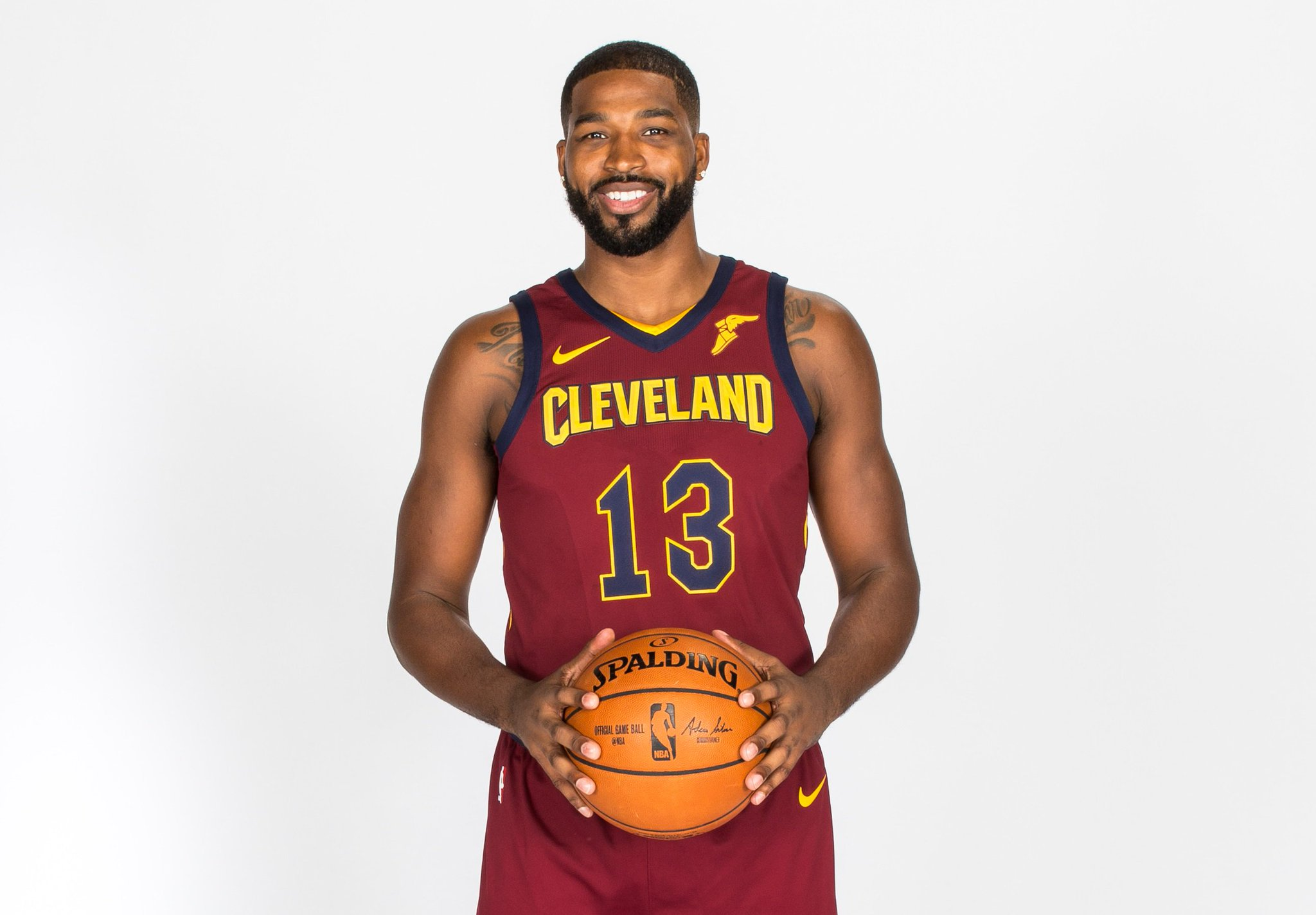 Join us in wishing @RealTristan13 of the @cavs a HAPPY 27th BIRTHDAY!   #NBABDAY #AllForOne https://t.co/Ee9D2ovQBQ