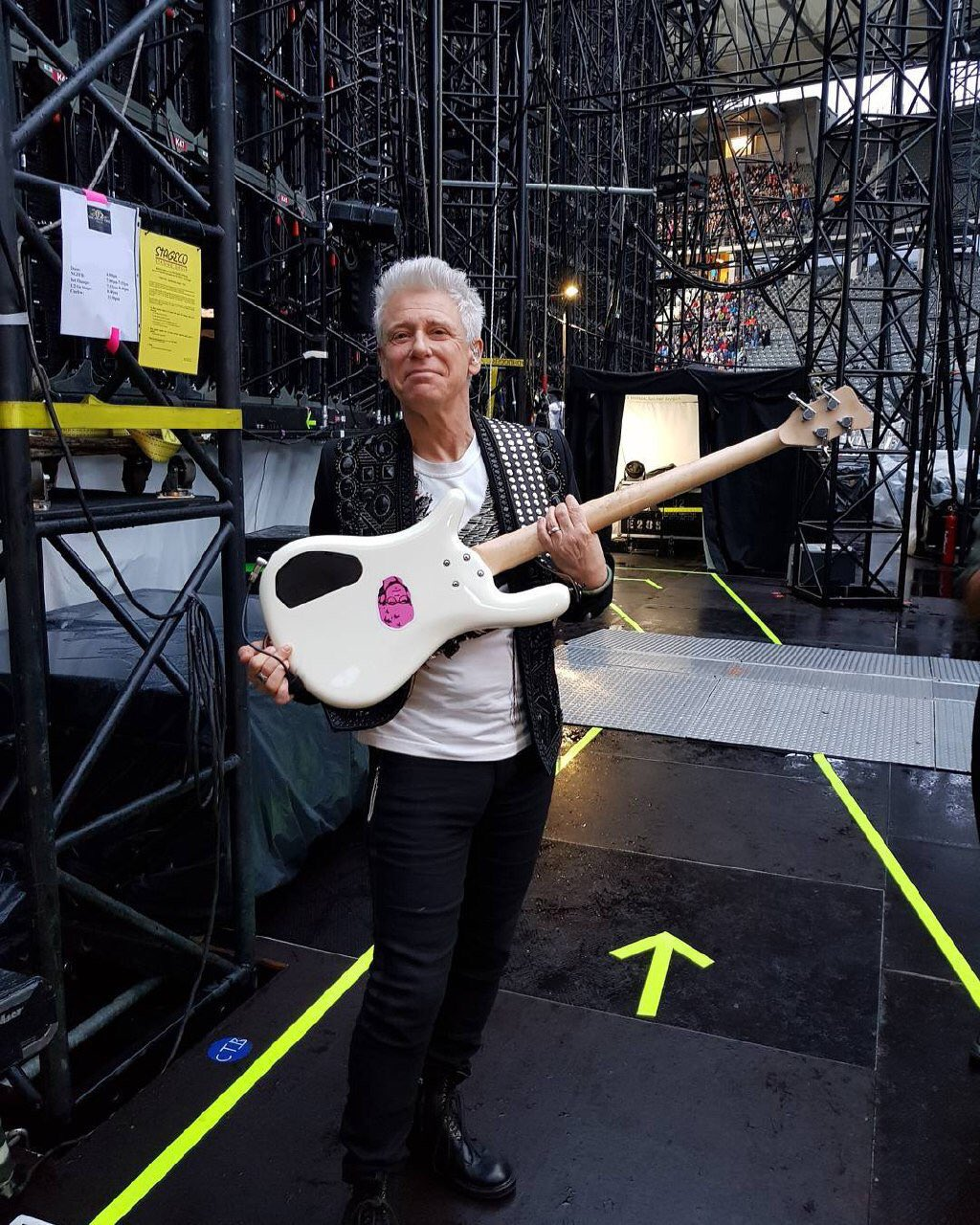 Happy Birthday Adam Clayton !