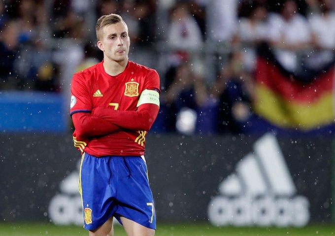 Feliz cumpleaños//Happy Birthday to Spanish player Gerard Deulofeu!!