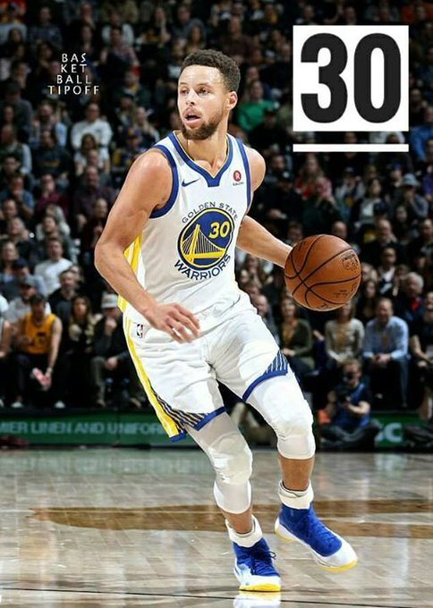 Happy 30th birthday to the two time Mvp and two time NBA champion Stephen curry!