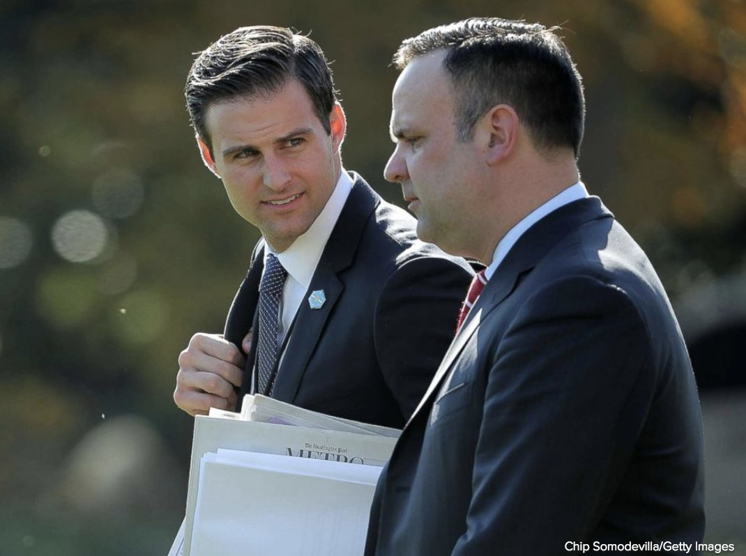 Trump personal aide John McEntee forced out over background check issues https://t.co/GpDZauHw8I https://t.co/UYsqFH5ubC