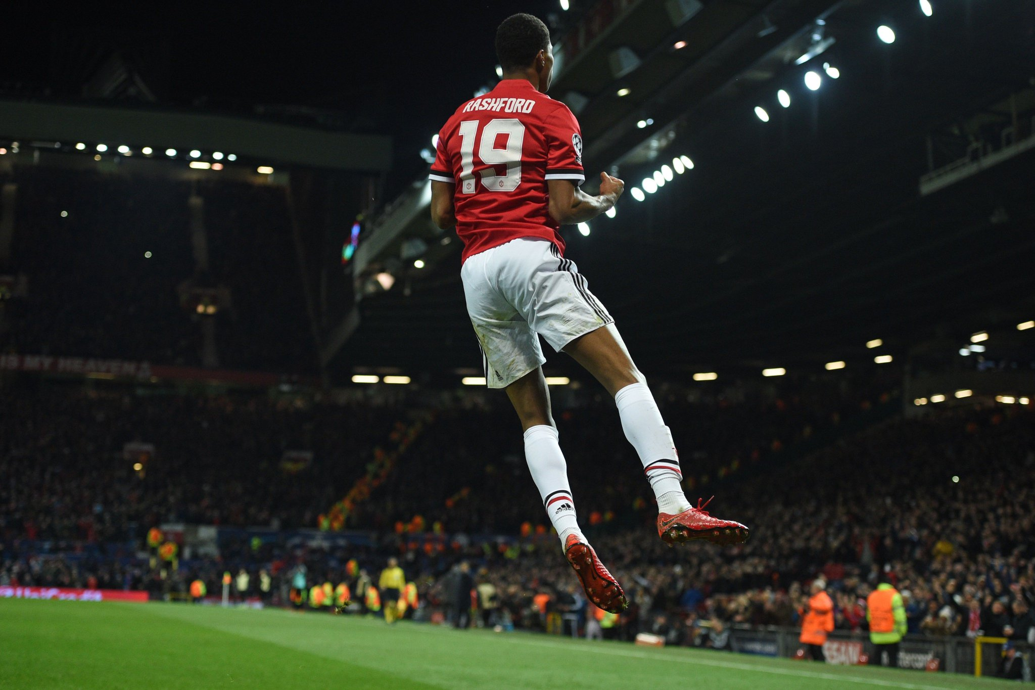 Marcus Rashford has scored 3 goals in his last 5 European outings at Old Trafford. ������  #UCL https://t.co/A8Sp9bkt8T
