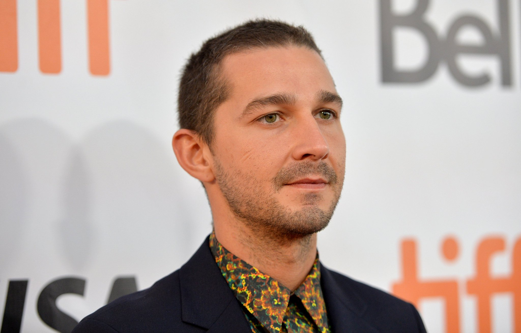 """Shia LaBeouf on Kanye West: """"He took all my fucking clothes.' https://t.co/5fhSyPROAZ https://t.co/ylBvi8meVq"""