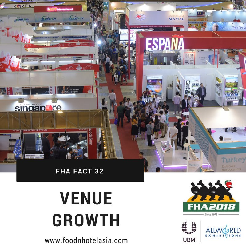 test Twitter Media - FHA fact 32: In 2000, FHA continued to grow and relocated to Singapore Expo with 6 halls https://t.co/lG1TyzHw2d  #FHAturns40 #FHAFunFacts #Revenue #Tradeshow #Exhibition #Growth #FridayFact #FridayFun https://t.co/UMkR482rEy