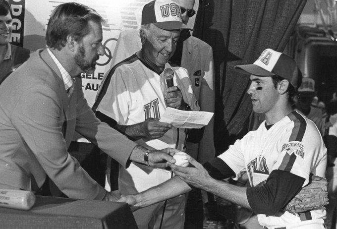 Happy Birthday to 1984 Alum and winner Will Clark!